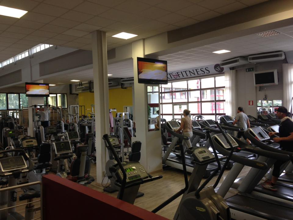 Sport fitness volantino virtuale for Gamberini arredamenti